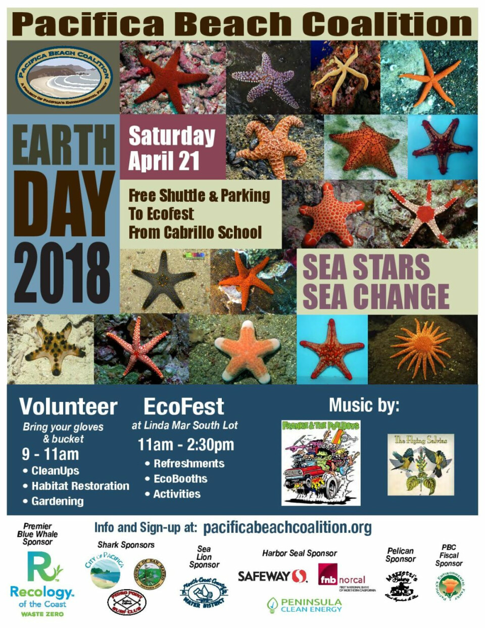 Earth Day in Pacifica